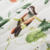 Svetanya 1 Piece Duvet Cover with Zipper 100% Cotton Quilt or Comforter or Blanket Case Pastoral Printing