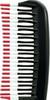 Vega Detangling Hair Comb 2 Row DC-1264