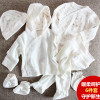 Baby set 6pcs pack baby clothes romper baby jumpsuit t-shirt hat shoes pants set boy girl clothing baby gift infant clothing set
