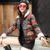 2017 New Hot Sale Women Autumn Winter Joker Jackers Short Thicken Warm Female Parkas Braed Overcoat High Quality