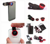 Universal clip lens 3 in 1 for Mobile Camera