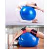 Air Burst Gym Ball with Air Pump(65 cm)