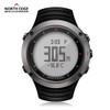 NORTH EDGE Men Sports Watch Altimeter Barometer Compass Thermometer Pedometer Calories Watches Digital Running Climbing Watch