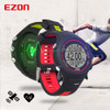 EZON T907 Digital Watches Men Women Clock Outdoor GPS Running Optical Heart Rate Monitor Smart Sport Bluetooth Hours IOS Android