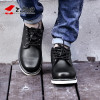 2016 Zsuo  ZSGTY16006  men's popluar tooling autumn and winter shoes ,loggerhead outdoor casual leather trend shoes low-top