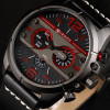 2017 new men watches top brand luxury sports military wristwatches fashion casual quartz watch water Resistant CURREN 8259