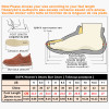 EOFK Autumn New Fashion Women Loafers Suede Leather Shoes Hook Loop Moccasins Shoes Woman Flats Women's Casual Female Flat Shoes