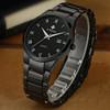 2017 New Style Brand Watch WWOOR Date Day Stainless Steel Relojes Watches Watched Dress Men Casual Quartz Watch Sport Wristwatch