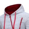 T-Bird Brand Hoodies Men 2017 Male Long Sleeve Hoodie Features Zipper Sweatshirt Mens Moletom Masculino Hoodies Slim Tracksuit