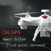 Drone With Camera GPS Wifi Profesional 720p 1080p Hd Mini Drones Rc Helicopter Quadcopter Drone Profissional Selfie Racing Toys