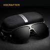 HDCRAFTER 2017 Brand designer Men Sunglasses square Vintage sun glasses Driving Glasses Eyewear for Men