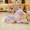 100cm Jumbo Unicorn Horse Plush Toys Giant Stuffed Animal Soft Doll Home Decor Gift for Children Photo Props