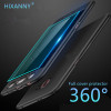 Luxury Full Cover For Samsung Galaxy A7 A5 2017 PC case protector phone cases For Galaxy A7 2017 A5 2016 case With Glass Film