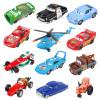 Disney Pixar Cars 2 3 Lightning McQueen Jackson Storm Doc Hudson Mater 1:55 Diecast Metal Alloy Model Car Birthday Gift Boy Toys