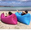 Inflatable Folding Sleeping Lazy Bag mat Waterproof Portable Air Sofa Pocket Outdoor Beach Camping Lengthened Sleeping Lazy Bed