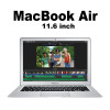 Apple Original 11.6 inch MacBook Air Apple Laptop MacOS Notebook support Windows Intel i5 CPU MJVM2 4G memory and 128G SSD