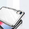 Baseus Military Level Airbag Anti Knock Case For iPhone Xs Xs Max XR 2018 Soft Silicone Transparent Protective Case For iPhoneXs