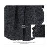 Plus Size S-XL New Fashion Coat For Women Solid Black Gray Woolen Coat Long Outerwear Jacket Overcoat Winter Autumn Women Coat