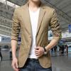 Plus Size Blazer Men Casual Slim Fit 5xl Elegant Suit Jacket Men Formal Blaser Masculino Korean Fashion Clothing Male 6X02
