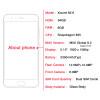 "Global EU version Xiaomi mi 6 6G 64G Snapdragon 835 Octa core 5.15"" 12MP Dual Camera Four Side Curved Body Mobile phone"