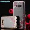 Bling Diamond Silicone TPU Cover for Samsung Galaxy 6prime J6plus J4prime J4plus A8star A9star J7 2018 NOTE9 J8 2018 J4 2018