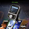 Onever Car MP3 Player Bluetooth FM transmitter Handsfree with 2 USB ports Car Charger Support U Disk TF card AUX Audio In Output