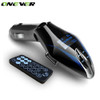 Onever Auto Car 12V Wireless FM Transmitter Modulator Car Kit Audio MP3 Music Player With Remote Control Support SD/TF Card