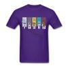 2018 New rick morty tshirt  Cool TV Tee Men  Tees Shirt Couple Geek Short Sleeve Boyfriend's Tees Shirt XXXL Hip Tee Imported