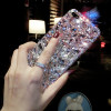 For Samsung Galaxy Note 9 8 5 4 3 2 Diamond Tower Crystal Perfume Bottle Bling Cases For Samsung Galaxy S8 S9 Plus Crystal Sone