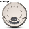 2018 New arrival Ultra Thin Intelligent Vacuum Cleaner Sweep Floor Robot Vacuum Cleaner with Strong Suction Super Quiet Design