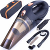 Car Vacuum Cleaner DC 12 Volt 120W with Handbag 4.0 KPA Cyclonic Wet / Dry Auto Portable Vacuums Cleaner Dust