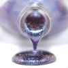 BORN PRETTY 2Pcs Cat Eye Nail Polish Set Holographic Chameleon 3D Magnetic Nail Polish Magnetic Stick Black Base Needed