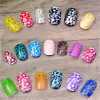 BORN PRETTY 15ml Candy Colors Nail Art Stamping Polish Sweet Style Manicure Lacquer Plate Printing Polish Nail Art Decoration