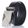 2018  Famous Brand Belt Men Genuine Luxury Leather Men's business Belts for Men,Strap Male Metal Automatic Buckle jaguar buckle