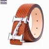 2018 H Jaguar Designers Luxury Cowhide Brand Genuine Leather Pin Buckle Belts for Mens High Quality Women Cowskin Ceinture Homme
