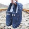 Canvas Men Shoes Denim Lace-Up Men Casual Shoes New 2018 Plimsolls Breathable Male Footwear Spring Autumn