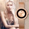 7mm Luxury Brand Women Quartz Watch Relogio Feminino Rose Gold Bracelet Watch Lady Fashion Casual Stainless Steel Wristwatches