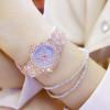 Luxury Women Watches Diamond Famous Brand Elegant Dress Quartz Watches Ladies Rhinestone Wristwatch Relogios Femininos ZDJ04