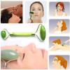 1Pcs Facial Massage Jade Roller Face Body Head Neck Nature Beauty Device Face Health Massage Tool Z25