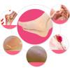 Silicone Foot Protection Sock Set Crack Cracking Anti-Crack Socks Men And Women Heel Anti-Cracking Moisturizing Wear Foot Pain