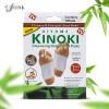 Retail box 10PCS Cleansing Detox Foot Kinoki Pads Cleanse Energize Your Body (2 PSC )