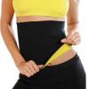 Hot Slimming Sauna Belt For Weight Loss & Fat Burning - Sweat Band Body Shaper For Women Men