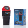 Car Trash Can Trashbin Hot Selling The Mini Auto Trash Can Garbage Can Container Interior Accessories Universal PP Car Dumpster For 2PSC