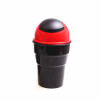 mini new car garbage cans car trash cans garbage dust case holder bin car-styling Bucket Accessories - 2 pcs