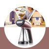 Portable Handheld Fabric Steamer Small Household Steam Iron Powerful Garment Steamer for Home Travelling Electric Iron Steamer