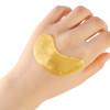 24k Gold Crystal Collagen Eye Mask Anti Aging/Dark Circles/Puffiness Moisturizing Eye Masks Colageno Gel Eye Pads