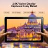 """CHUWI Hi9 Plus Helio X27 Deca Core Android 8.0 Tablet PC 10.8"""" 2560x1600 Display 4GB RAM 64GB ROM Dual SIM 4G Phone Call Tablets"""