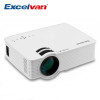 Excelvan GP9 Portable Mini Projector Video LCD Digital HDMI USB AV SD LED Projector Home Theater Full HD 1080P Cinema Proyector