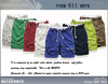 2017 Casual Men Shorts Beach Board Shorts Men Quick Drying Summer Style Solid Polyester New Clothing Boardshorts M-XXL