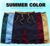 LOMAIYI Brand Mens Shorts Cotton 2017 Summer Men Black Beach Shorts Male Fashion Casual Half Short Boardshorts,BM061